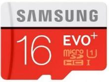 Samsung 16GB MicroSDHC Class 10 EVO Plus