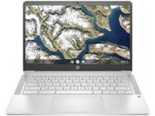 HP Chromebook 14a-na0003TU (2Z332PA) Laptop (Celeron Dual Core/4 GB/64 GB SSD/Google Chrome)