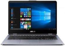 Asus Vivobook Flip TP410UA-EC509T Laptop (Core i3 7th Gen/4 GB/1 TB 128 GB SSD/Windows 10)