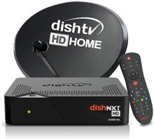 Dish TV HD Box with 1 Month Super Family Marathi HD