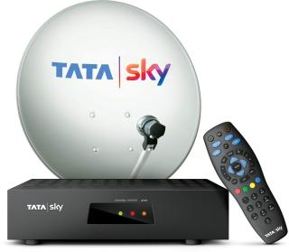 Tata Sky SD Box with One Month Telugu Smart Pack