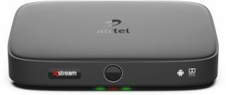 Airtel Xstream Box with 1 Year Subscription of AMAZON PRIME, Xstream, ZEE5, Hotstar VIP App