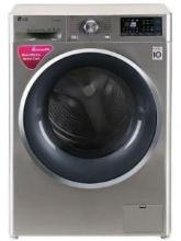 LG FHT1408SWS 8 Kg Fully Automatic Front Load Washing Machine