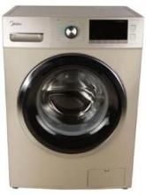 Carrier Midea MWMFL080CDR 8 Kg Fully Automatic Front Load Washing Machine