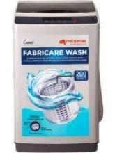 Micromax MWMFA601TTSS2GY 6 Kg Fully Automatic Top Load Washing Machine