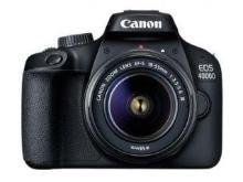 Canon EOS 3000D (Body) Digital SLR Camera