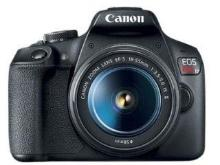 Canon EOS 1500D (EF-S 18-55mm f/3.5-f/5.6 IS II Kit Lens) Digital SLR Camera