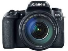 Canon EOS 77D (EF-S 18-135mm f/3.5-f/5.6 IS USM Kit Lens) Digital SLR Camera