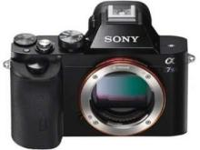 Sony Alpha ILCE-7S (Body) Mirrorless Camera