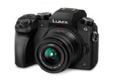 Panasonic Lumix DMC-G7 (14-42mm f/3.5-f/5.6 Kit Lens) Mirrorless Camera