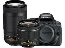 Nikon D5300 (AF-P DX 18-55mm f/3.5-f/5.6G VR and AF-P DX 70-300mm f/4.5-f/6.3G ED VR Kit Lens) Digital SLR Camera