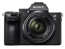 Sony Alpha ILCE-7M3 (Body) Mirrorless Camera