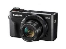Canon PowerShot G7 X Mark II Point & Shoot Camera