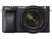 Sony Alpha ILCE-6400 (Body) Mirrorless Camera