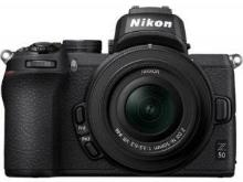 Nikon Z50 (DX 16-50mm f/3.5-f/6.3 VR Kit lens) Mirrorless Camera
