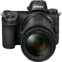 Nikon Z6 (Z 24-70 mm f/4 S Kit Lens) Mirrorless Camera