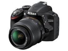Nikon D3200 (AF-S 18-55mm f/3.5-f/5.6 VR II Kit Lens) Digital SLR Camera