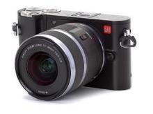 Xiaomi Yi M1 (12-40mm f/3.5-f/5.6 Kit Lens) Mirrorless Camera