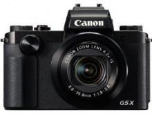 Canon PowerShot G5 X Point & Shoot Camera